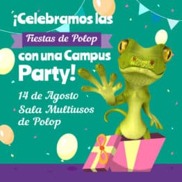 Fiestas Polop campus Party