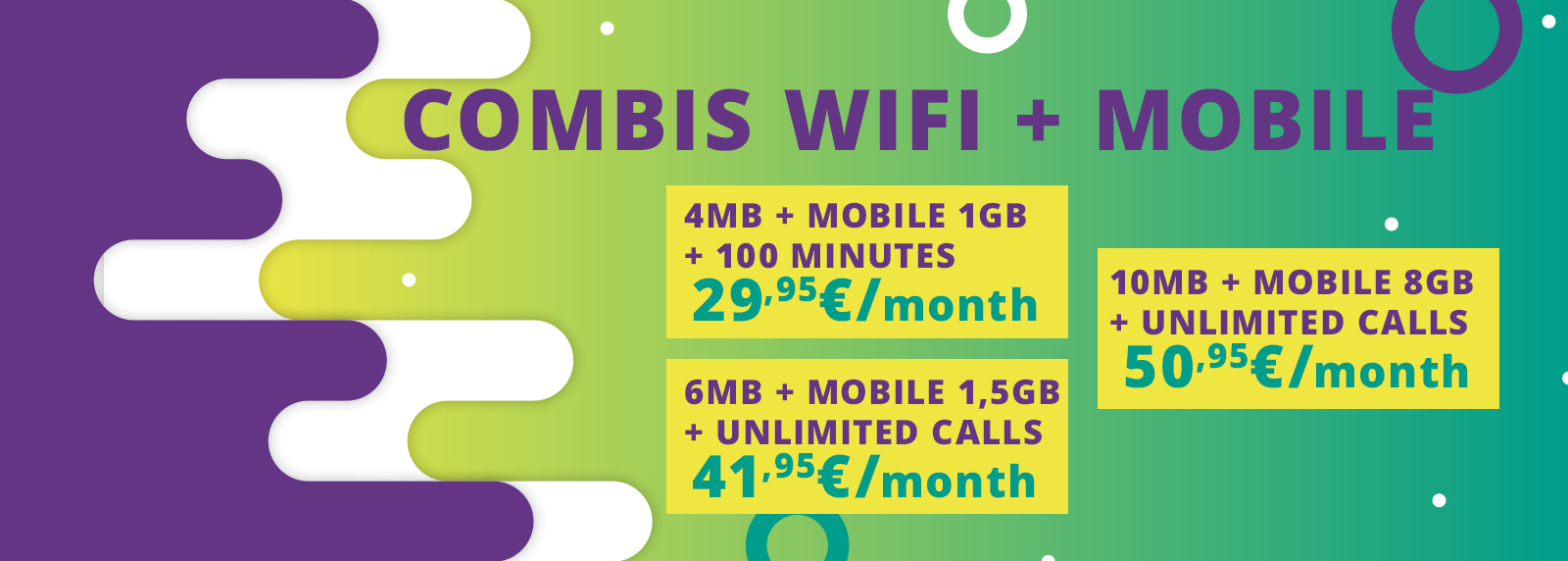 wifi and mobile